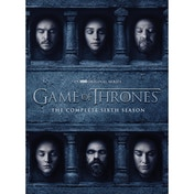 Game of Thrones: The Complete Sixth Season DVD