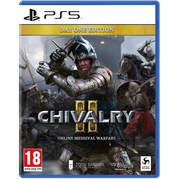 Chivalry II Day One Edition PS5 Game