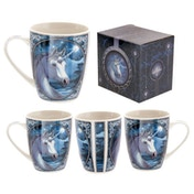 Fantasy Unicorn Design New Bone China Mug