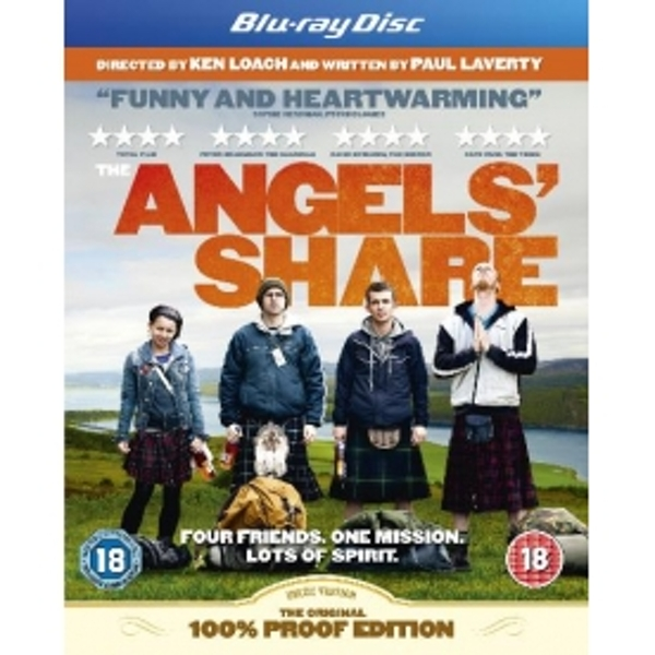 The Angels' Share Blu-ray