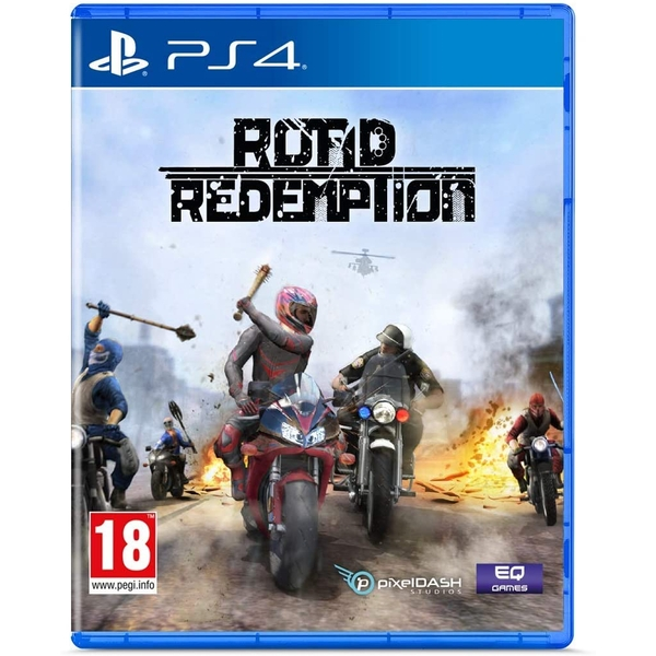 Road Redemption PS4 Game
