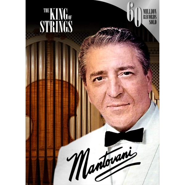 Mantovani - The King of Strings DVD