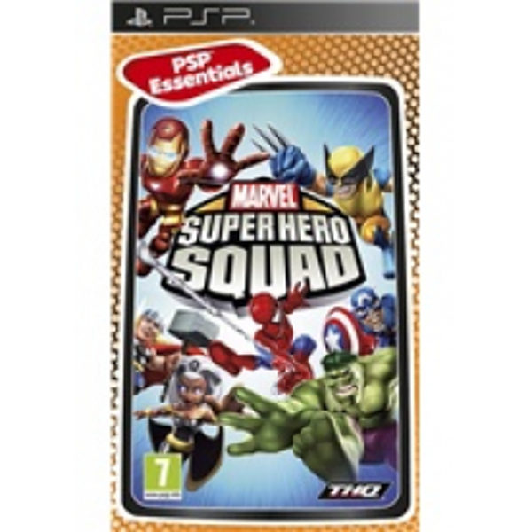 marvel psp games