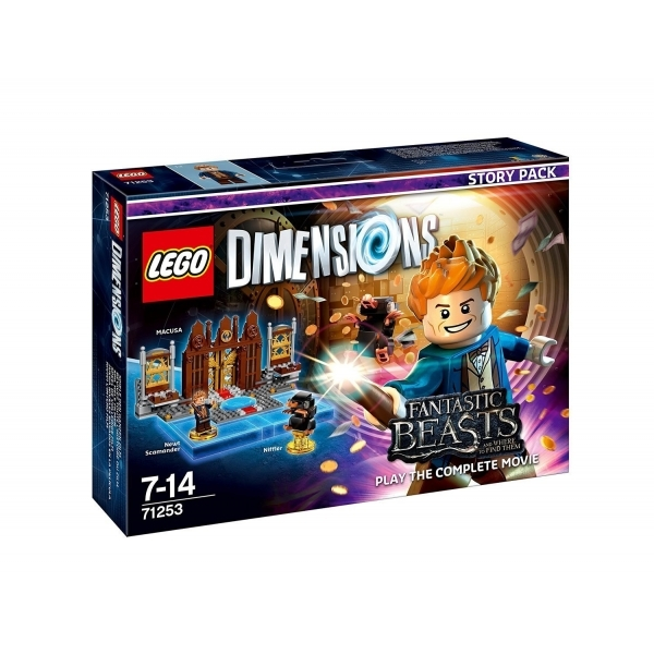 Ex-Display Fantastic Beasts Lego Dimensions Story Pack Used - Like New