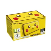 Nintendo 2DS XL Handheld Console Pokemon Pikachu Edition UK Plug