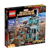 Ex-Display LEGO Super Heroes Attack on Avengers Tower Used - Like New