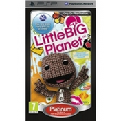 Little Big Planet LBP Game (Platinum) PSP