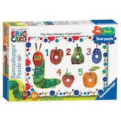 The Hungry Caterpillar My First Floor 16 Piece Jigsaw Puzzle