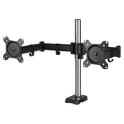 Arctic Z2 (Gen 3) Dual Monitor Arm with 4-Port USB 2.0 Hub, Up to 34