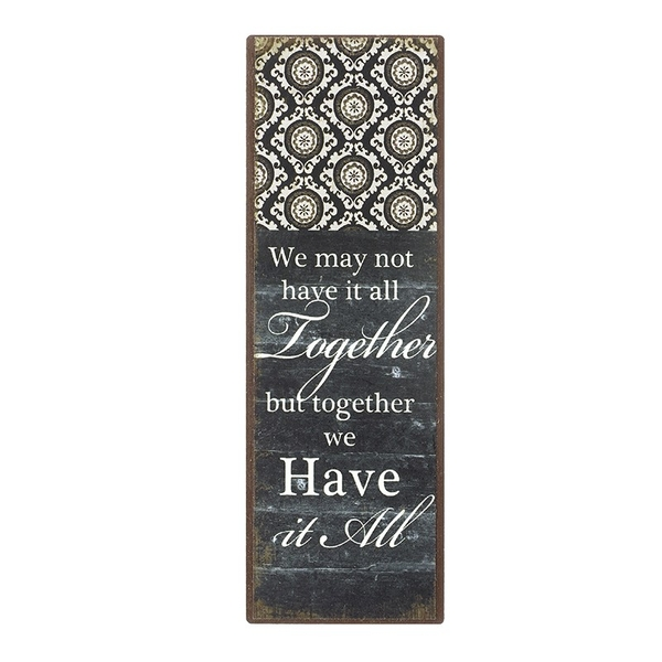 Together We Have It All Magnet by Heaven Sends