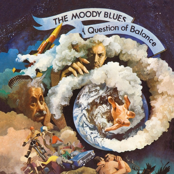 Moody Blues - A Question Of Balance Vinyl
