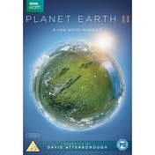 Planet Earth II 2 DVD