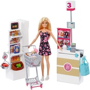 Barbie Supermarket Set