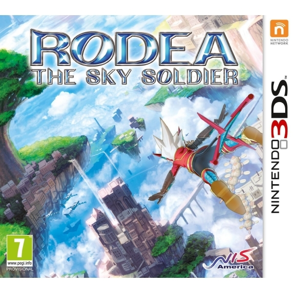 Rodea The Sky Soldier 3DS Game