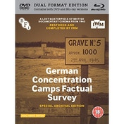 German Concentration Camps Factual Survey DVD   Blu-ray