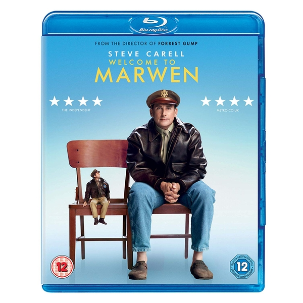 Welcome to Marwen Blu-ray