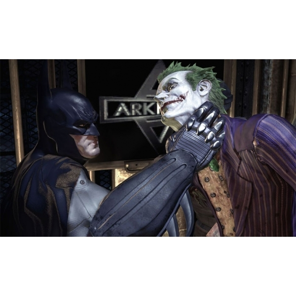 Batman Arkham Asylum Game Of The Year Edition (GOTY) Game PC - Image 2