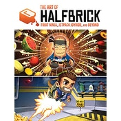 The Art of Halfbrick: Fruit Ninja, Jetpack Joyride and Beyond Hardcover