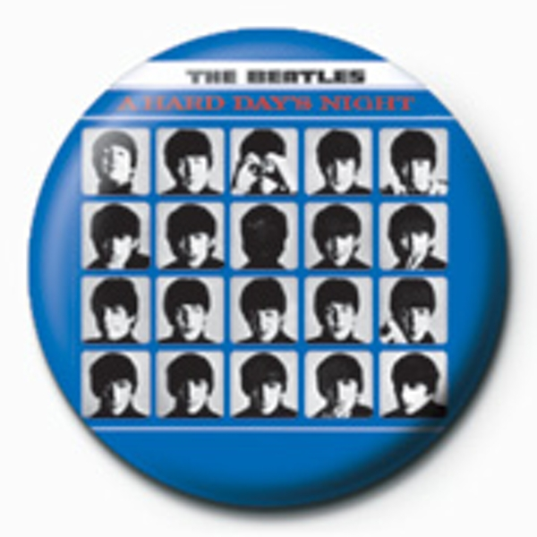 The Beatles - Hard Day's Night Badge