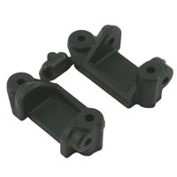 Rpm Castor Blocks For Traxxas Elec Stampede, Rustler, Slash, Bandit