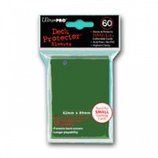 Ultra Pro Small Green 50 Deck Protectors - 10 Packs