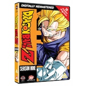 Dragonball Z Season 9 DVD