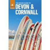 The Rough Guide to Devon & Cornwall by Robert Andrews (Paperback, 2017)