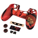 """Hama 7-In-1 """"Undead"""" Accessories Set for the Dualshock 4 Controller PS4/Slim/Pro"""