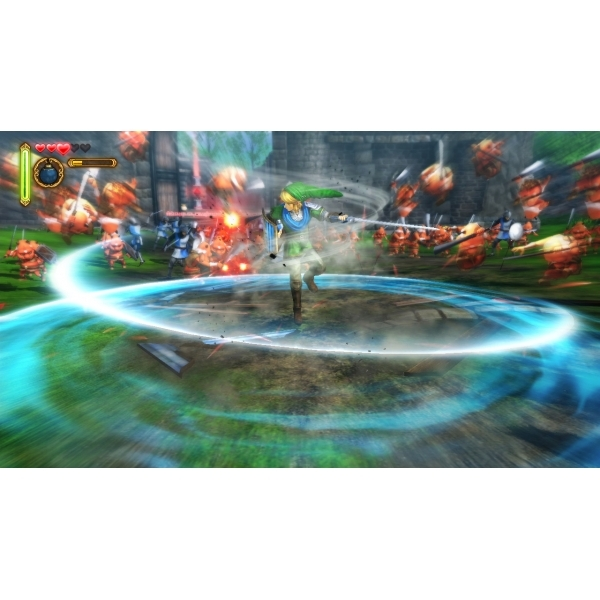 Hyrule Warriors Wii U Game - Image 3
