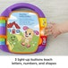 Fisher-Price Laugh and Learn Story, Rhymes, Electronic Educational Toddler Baby Book - Image 4
