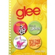 Glee Pack Badge pack
