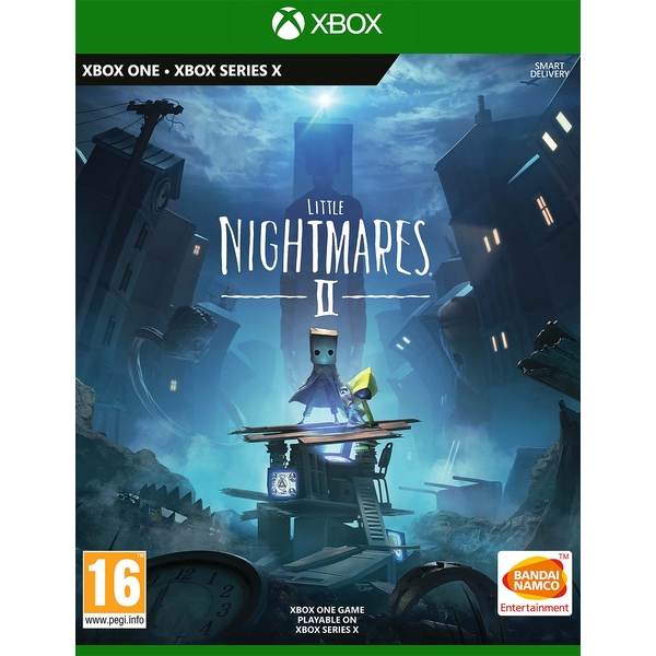 Little Nightmares II Day One Edition Xbox One Game (Pre-Order Bonus DLC)