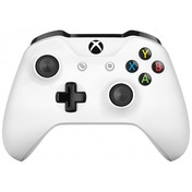 White Crete Xbox One Wireless Controller