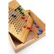Chinese Checkers - Wooden Classic Game - Travel Board Game - Image 2