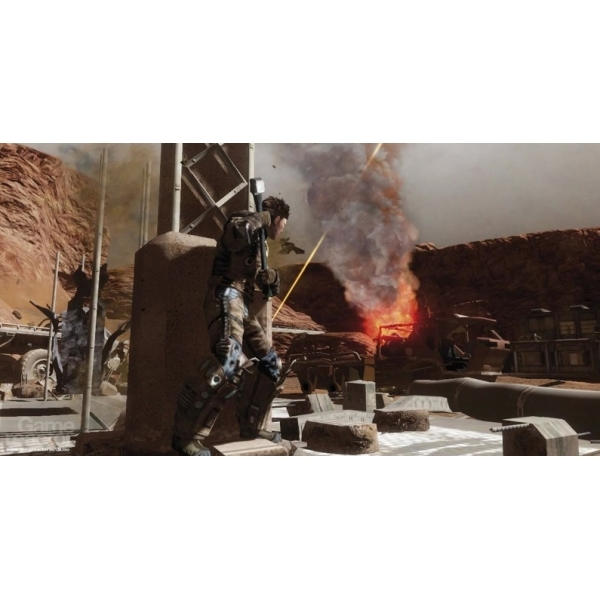 Red Faction Guerrilla Game Xbox 360 - Image 3