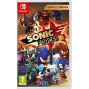Sonic Forces Bonus Edition Nintendo Switch Game