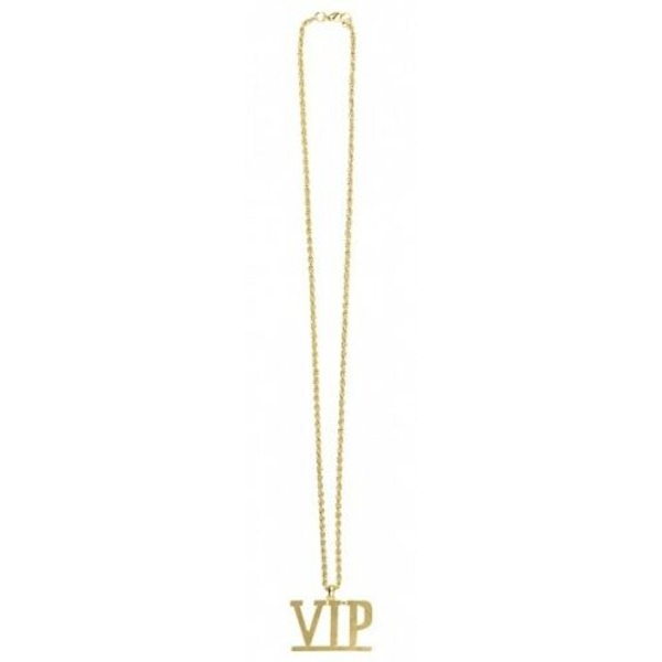 VIP Necklace Fancy Dress Accessory