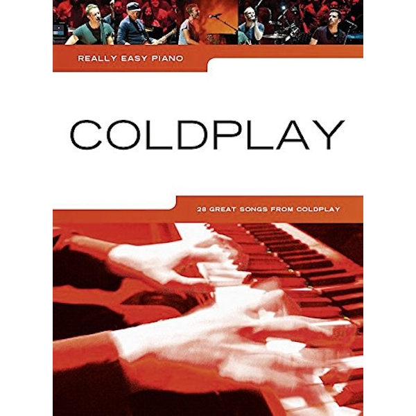 Really Easy Piano: Coldplay by Music Sales Ltd (Paperback, 2014)