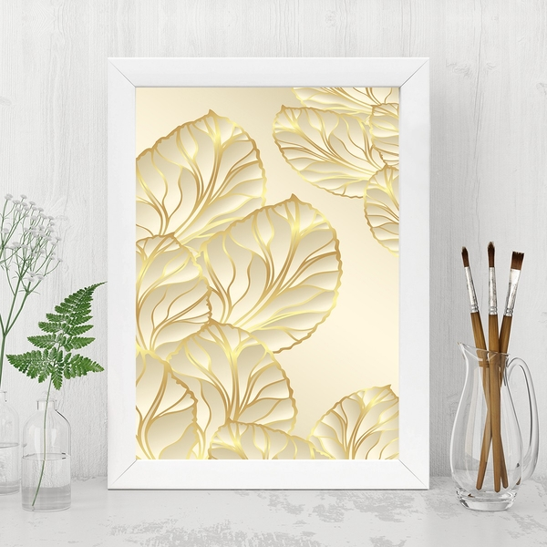 BC11102547441 Multicolor Decorative Framed MDF Painting