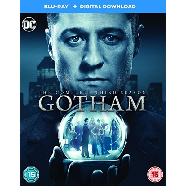 Gotham - Season 3 Blu-ray