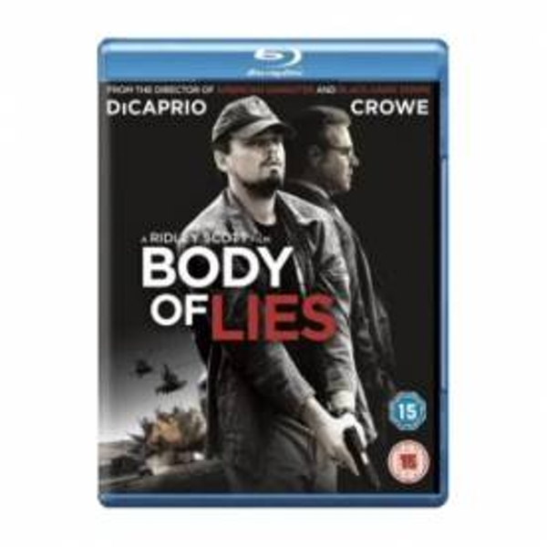Body Of Lies 2008 Blu-Ray