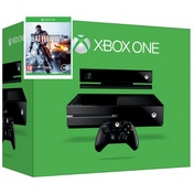 Xbox One Console with FIFA + Battlefield 4 Game