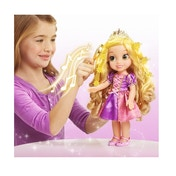 Rapunzel (Disney Princess Tangled) Magical Hair Glow Doll