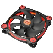 Thermaltake 140 mm Riing14 Led Fan Red