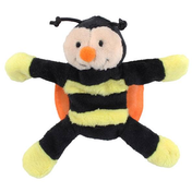 Plush Bee Magnet