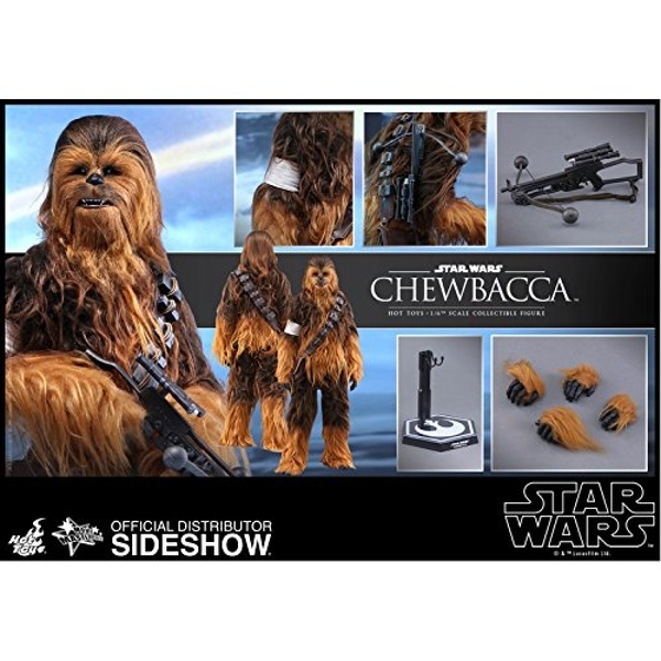Chewbacca (Star Wars The Force Awakens) 1:6 Scale Hot Toys Figure - Image 5