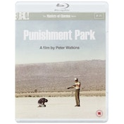 Punishment Park Blu-ray