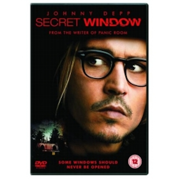 Secret Window DVD