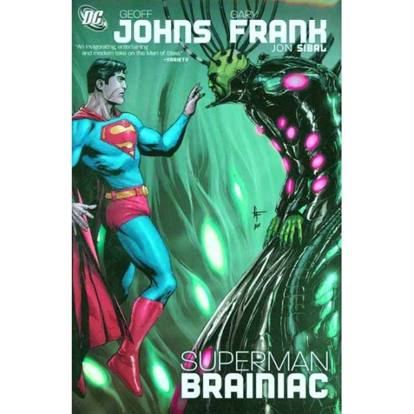 Superman Brainiac HC