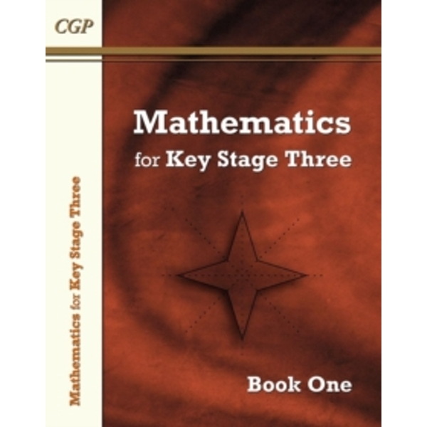 Mathematics for KS3: Book 1 by CGP Books (Paperback, 2014)